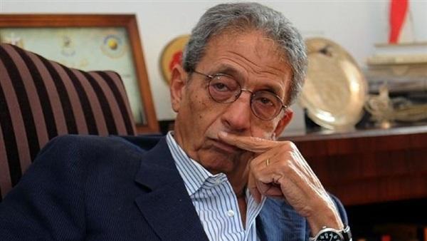 عمرو موسى: الجامعة العربية لا تستطيع منع التطبيع مع الصهاينة