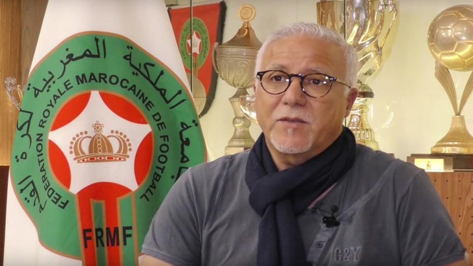 مدرب مغربي يبرر سبب طرده للاعبين جزائريين من فريق أولمبيك مرسيليا