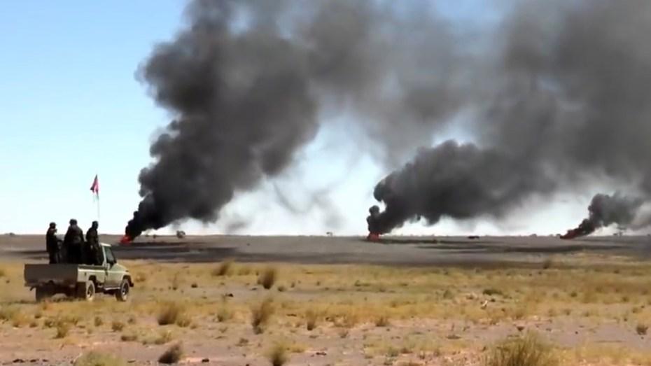الجيش الصحراوي ينفذ هجمات جديدة بمنطقة الكركرات