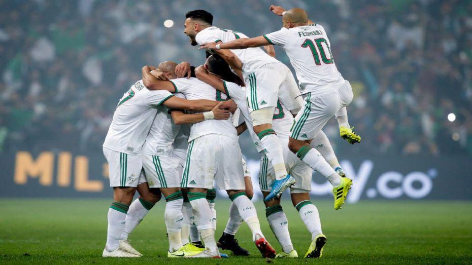 المنتخب الوطني يتصدر تصنيف المنتخبات العربية والإفريقية الأكثر شعبية