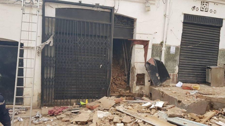 انهيار البنايات.. موت آخر يلاحق سكان الأحياء العتيقة