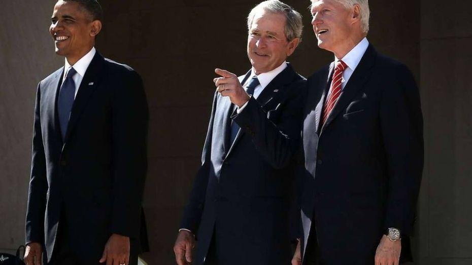 كلينتون وبوش وأوباما يتطوعون لتلقي لقاح فيروس كورونا أمام الكاميرات
