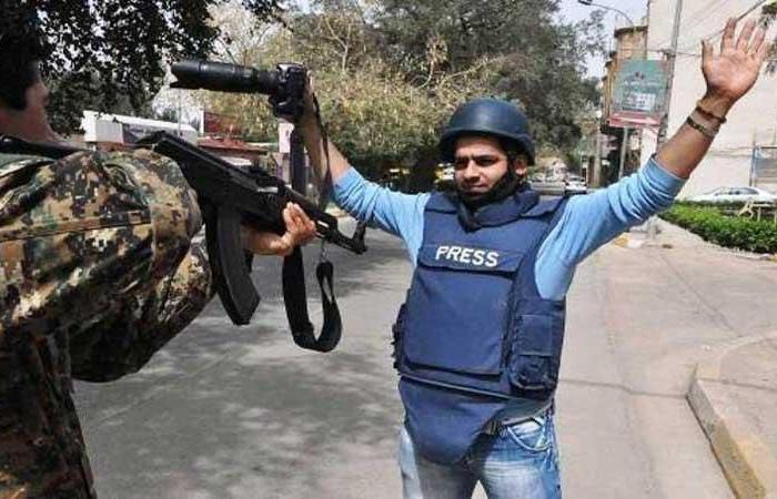 مراسلون بلا حدود: مقتل 50 صحفيا معظمهم في بلدان السلم