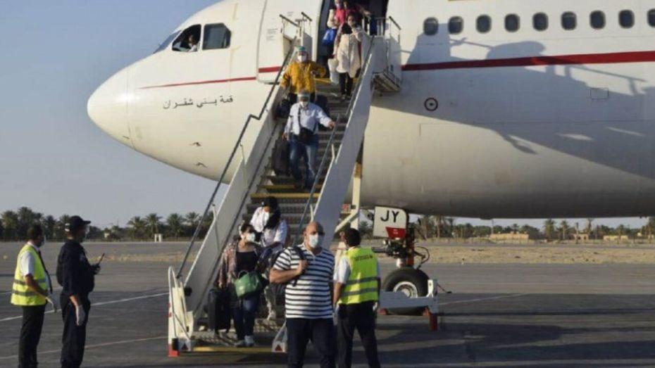 الكشف عن أصحاب الأولوية في رحلات الوافدين من الخارج
