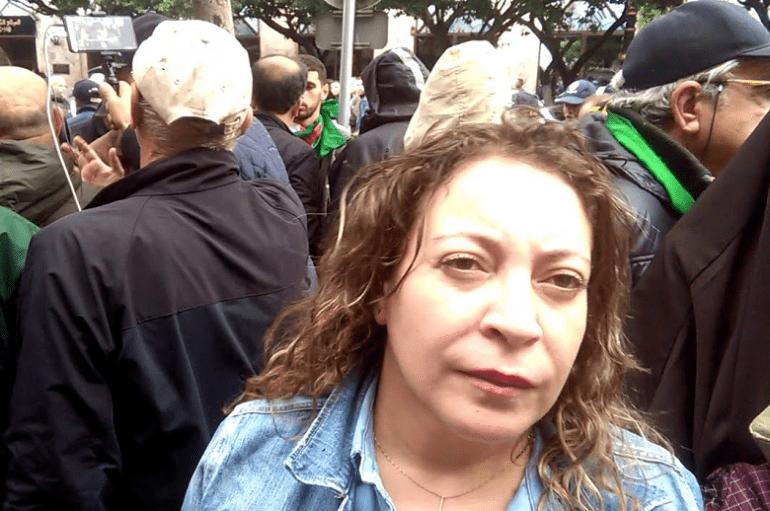إدانة الناشطة أميرة بوراوي بسنتين حبسا نافذا