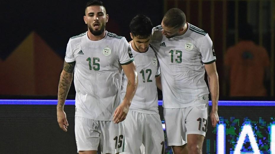 أندي دولور يُطلق كنية غريبة على منافسه في المنتخب الجزائري إسلام سليماني