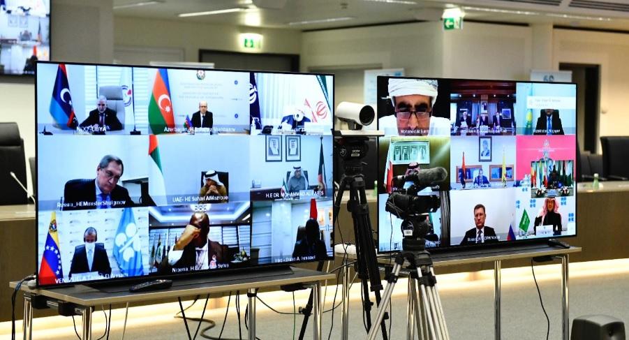 """وزير الطاقة يكشف أهم قرارات محادثات """"أوبك+"""""""