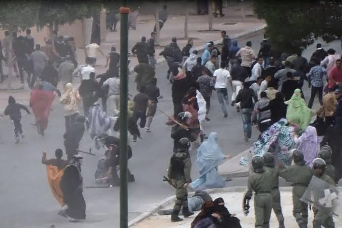 رايتس ووتش تصدر تقريرا حول انتهاكات المخزن ضد الصحراويين