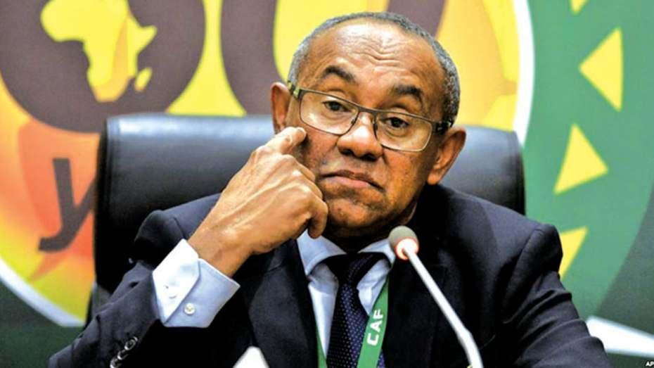المحكمة الرياضية تعلق قرار استبعاد أحمد أحمد من انتخابات الاتحاد الإفريقي