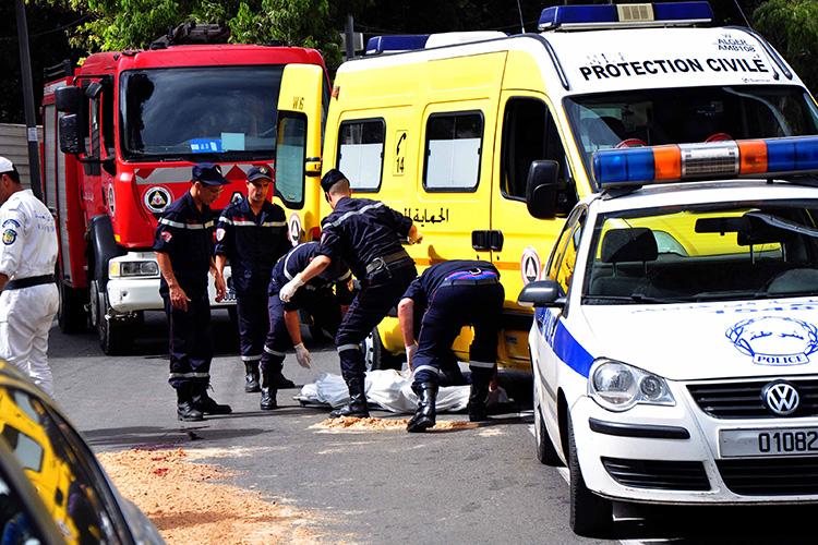 وفاة 5 أشخاص في 82 حادث مرور خلال يومين