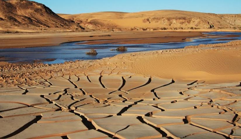 الجزائر تحتل المرتبة الـ29 في قائمة البلدان التي تفتقر للمياه