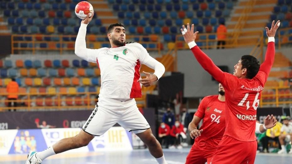 المنتخب الجزائري لكرة اليد ينهزم بنتيجة قاسية أمام نظيره الإيسلندي