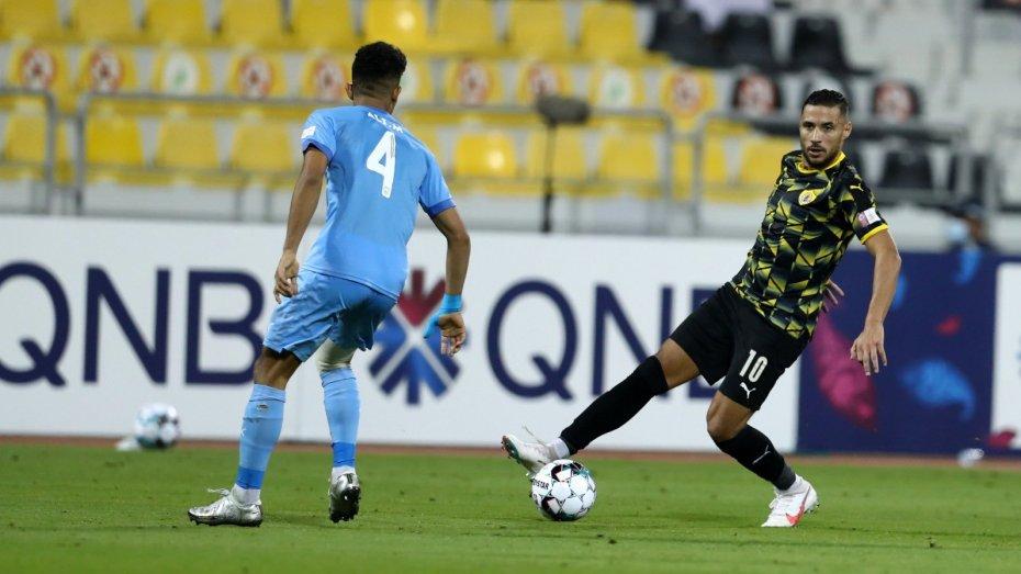 يوسف بلايلي يستأنف رحلة المشاكل في قطر
