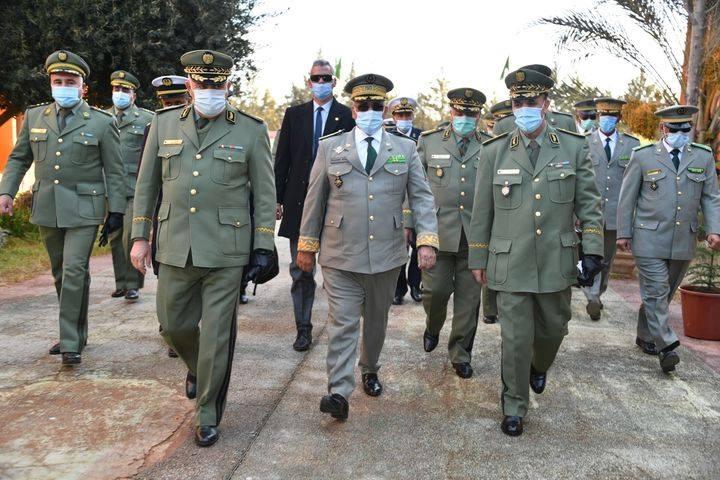 بعد التنسيق الصحي والتجاري.. تعاون عسكري بين الجزائر وموريتانيا