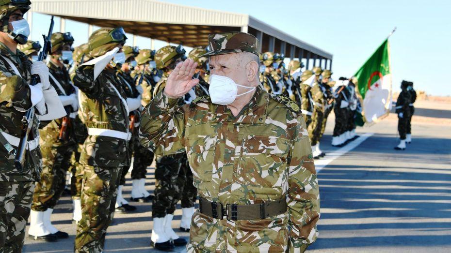 رئيس أركان الجيش: الجزائر سيدة على أعداء اليوم والأمس