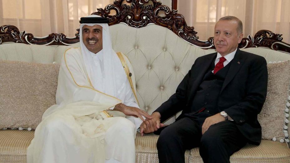 أردوغان يبارك المصالحة الخليجية