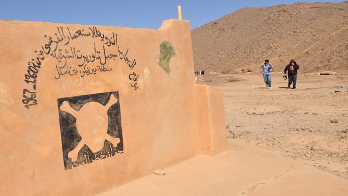 لوموند: الجزائر تدعو فرنسا لتحمّل مسؤولياتها في ملف التجارب النووية