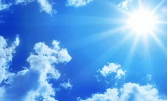 أجواء مشمسة على المناطق الشمالية وترقب تساقط للأمطار