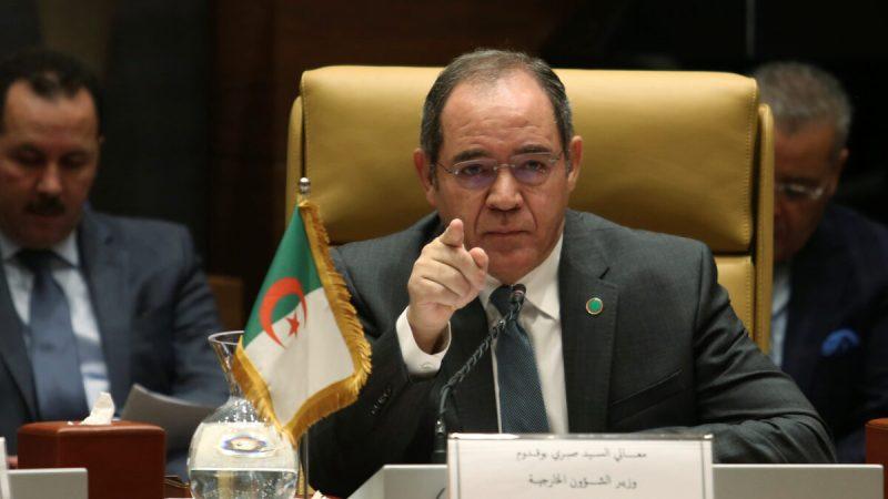 بوقادوم: لا حل للقضية الفلسطينية إلا بوضع حد للإفلات من العقوبات واحتلال الأراضي الفلسطينية