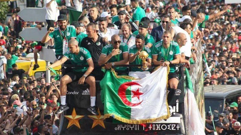 المنتخب الجزائري سيغيب عن منافسة كأس العرب للمنتخبات المقرر تنظيمها في قطر؟