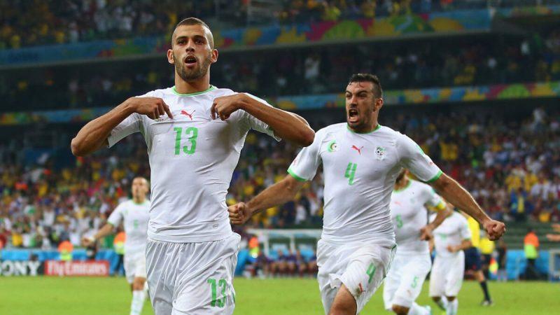 سليماني يروي تفاصيل قصة التحاقه بالمنتخب الوطني الجزائري