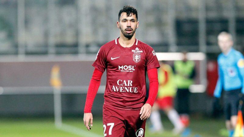 فريد بولاية نجم قادم بقوة يحتكر انجازات اللاعبين الجزائريين في فرنسا