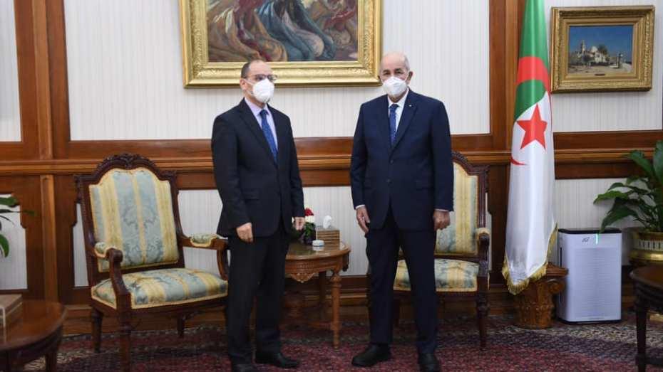 يومان بعد عودته من ألمانيا.. الرئيس تبون يلتقي بحزب إسلامي معارض