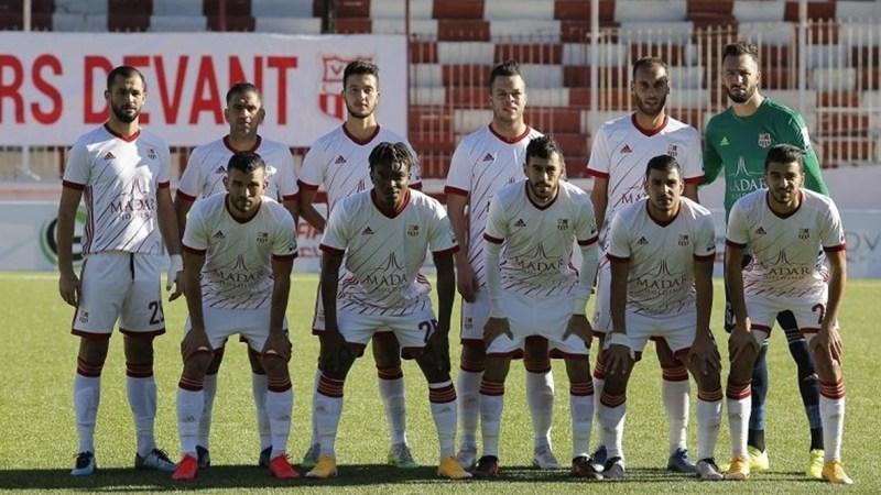 نتيجة مريحة لشباب بلوزداد في ذهاب ربع نهائي دوري أبطال إفريقيا