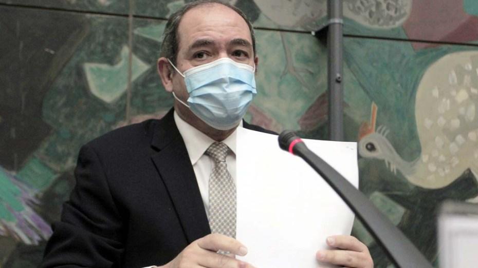 بوقدوم يتباحث مع المبعوث الأممي الجديد إلى ليبيا
