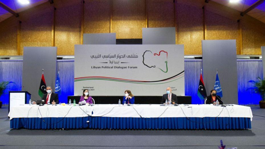 محمد يونس المنفي يفوز برئاسة المجلس الرئاسي الليبي