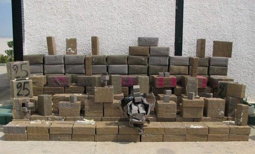 حجز أزيد من 3.5 قنطار من المخدرات خلال أسبوع