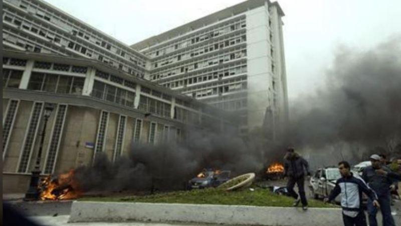 تأجيل قضية تفجيرات قصر الحكومة إلى الدورة الجنائية القادمة