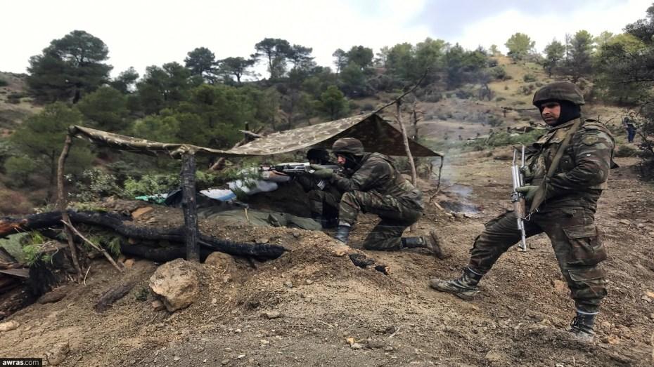 الجيش الوطني الجزائري