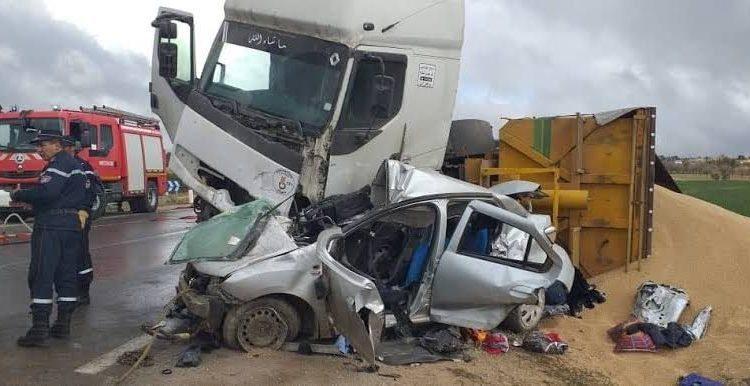 كورونا تساهم في تراجع عدد ضحايا حوادث المرور إلى النصف