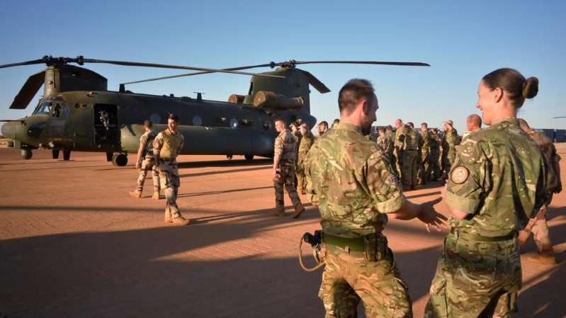 """الجيش السويدي يبدأ بنشر قواته في مالي دعما لقوة """"تاكوبا"""" الأوروبية"""