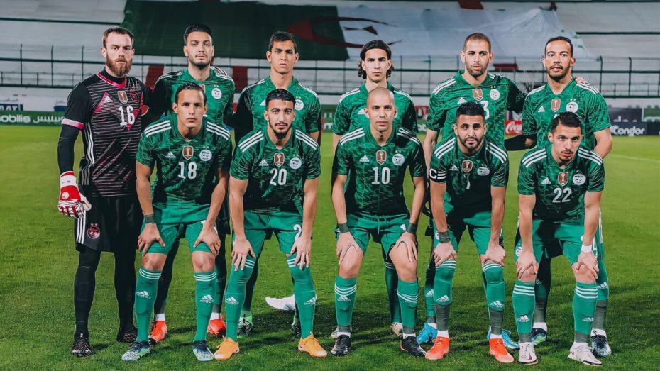 المنتخب الجزائري مُقبل على خوض ثلاث مباريات ودية شهر جوان المقبل