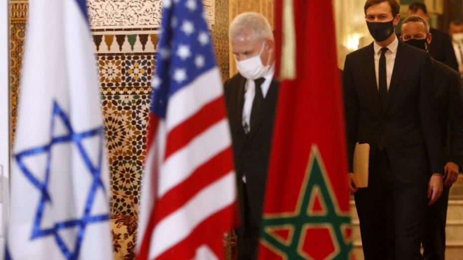 المغرب يبرم اتفاقية شراكة مع الاحتلال الإسرائيلي لتعزيز التطبيع الاقتصادي