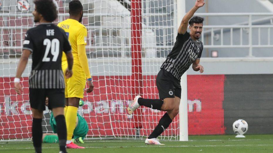 بالفيديو.. بونجاح يسجل هدفين ويقود السد إلى نصف نهائي كأس قطر