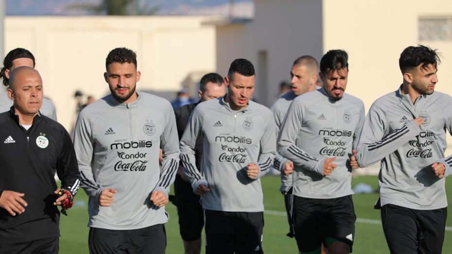 المنتخب الجزائري: هذا ما قاله الوافدون الجدد في أول ظهور إعلامي رسمي بمركز سيدي موسى