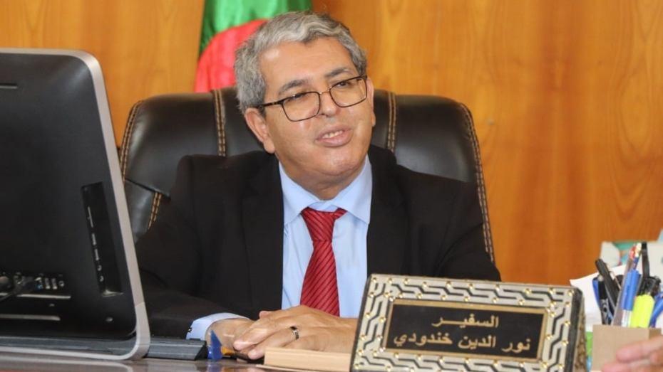 سفير الجزائر بنواكشوط: المعبر الحدودي أحدث نقلة نوعية في العلاقات بين الجزائر وموريتانيا