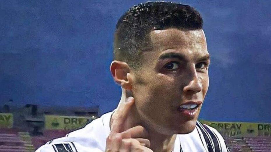 """بالفيديو.. رونالدو يرد على منتقديه بـ""""هاتريك"""" في شباك كالياري"""