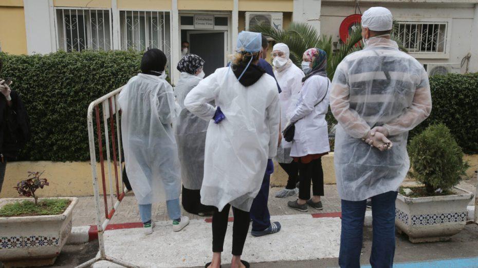 7 وفيات بكورونا يوميا في مستشفى واحد بالعاصمة