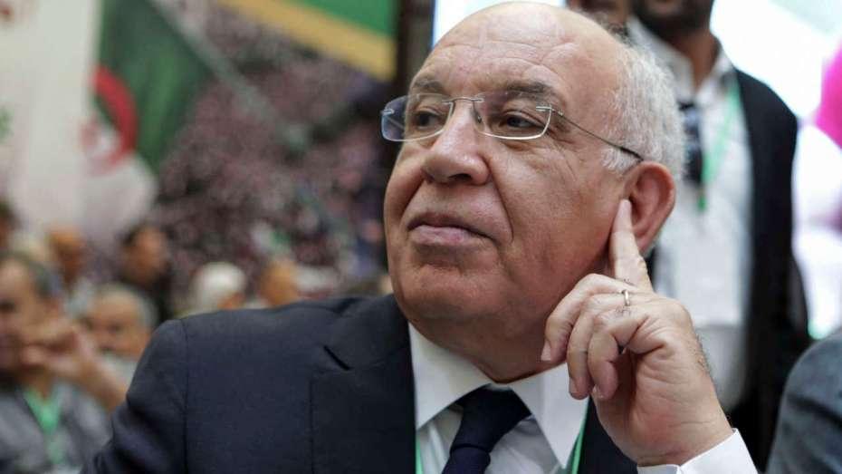 رحابي يعتبر أن المخزن المغربي كان يراهن على انحراف الحراك في الجزائر وانهيار الدولة