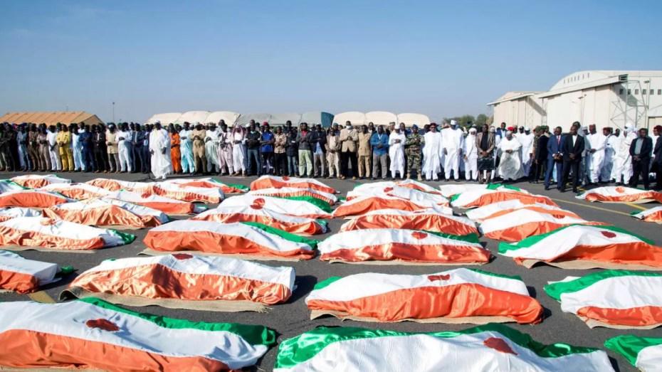 40 قتيل في هجوم لمسلحين على قرى حدودية بين مالي والنيجر