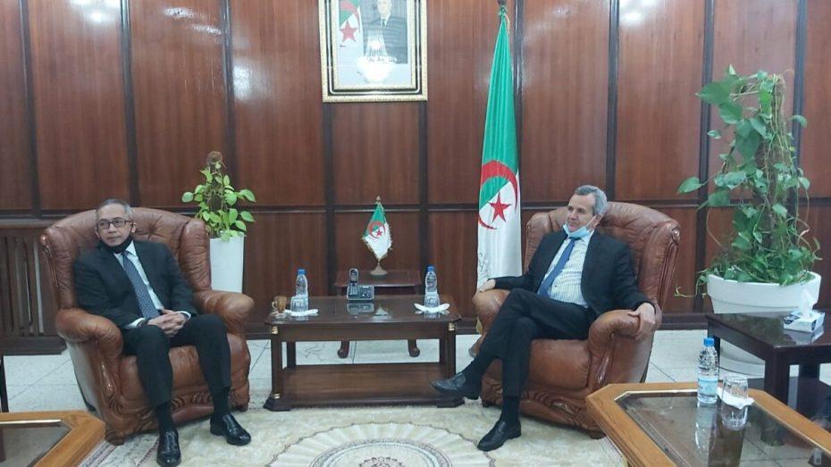 إندونيسيا تُقر بنجاح سياسة الحكومة الجزائرية في مكافحة كورونا