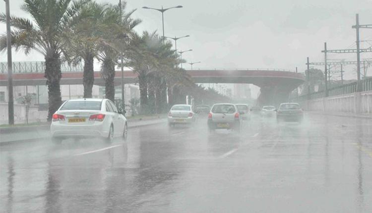 الأرصاد الجويّة تحذّر من تساقط أمطار رعدية غزيرة في 28 ولاية