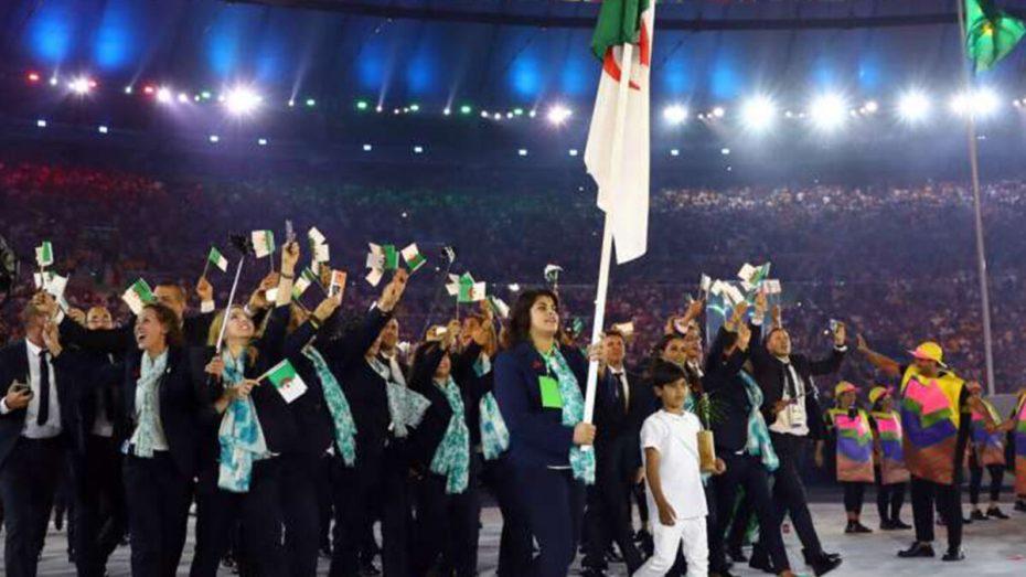 محمد فليسي وأمال مليح يقودان وفد الرياضيين الجزائريين في الألعاب الأولمبية