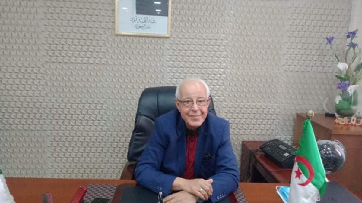 عضو مجلس الأمة بن عومر برحال