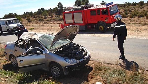 حوادث المرور تحصد 6 أرواح خلال 48 ساعة