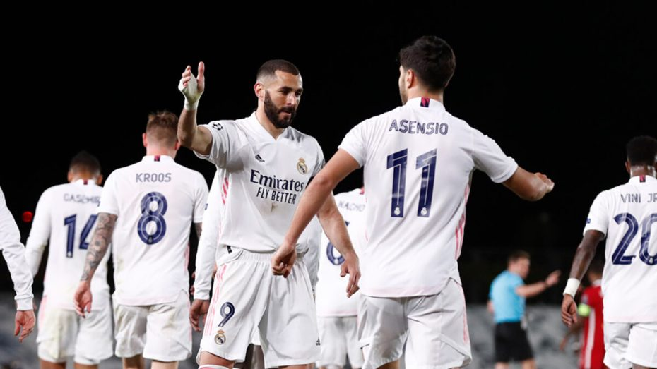 ريال مدريد يقسو على ضيفه ليفربول في منافسة دوري الأبطال